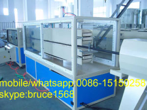 PVC Pipe Extrusion Line pictures & photos