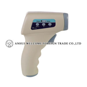 Non-Contact Electronic Infrared Forehead Thermometer Forehead Gun pictures & photos