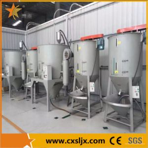 High Output Plastic Granule Mixer with Heater pictures & photos