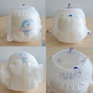 Manufacture Offer New Briefs Style Baby Diaper pictures & photos