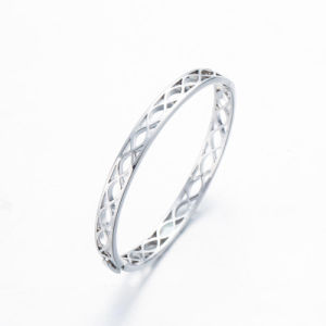 Silver Plated Fish Shape Classical Bangle Jewelry pictures & photos