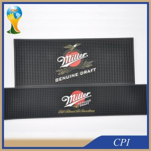 Eco-Friendly Custom Soft PVC Bar Mat pictures & photos