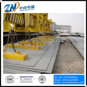 Lifting Electric Magnet for Steel Plate in The Steel Mill MW84-12040L/1 pictures & photos