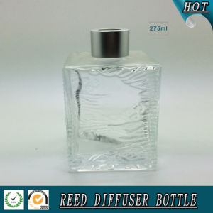 275ml Square Decorative Reed Diffuser Glass Bottle pictures & photos
