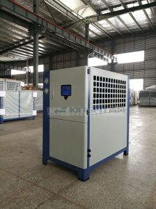 Water Cooled Chiller for Acid Copper Plating pictures & photos