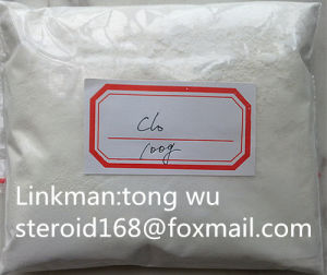 99% Clomiphene Citrate Antineoplastic Crude Drug CAS: 50-41-9 pictures & photos