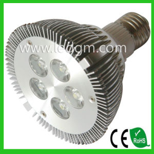 5W IP65 RGBW Waterproof LED PAR Light (Dimmable) Outdoor/Indoor Stage pictures & photos