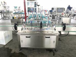 Automatic Water Filling Machine/Liquid Filler/Liquid Filling Machine From China pictures & photos