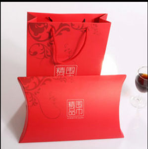 Custom Printing Paper Gift Box for Scarves