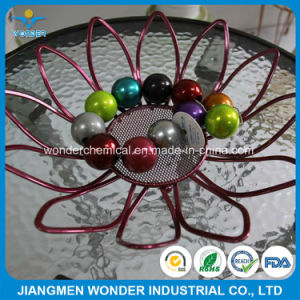 Plating Effects Double Coat Candy Chrome Powder Coating for Kitchenware pictures & photos