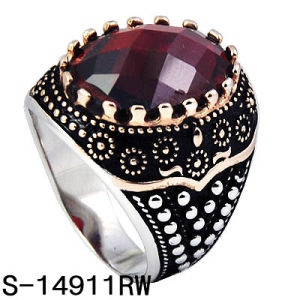 Fashion Jewelry 925 Silver Rings New Model Men Rings. pictures & photos