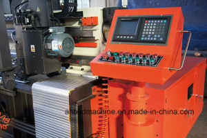 CNC V Groove Machine with Resonable Price pictures & photos