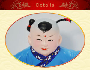 Handi Craft Colorful Dolls for Chinese Culture pictures & photos