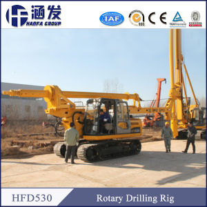 Crawler Hydraulic Rotary Geotechical Drilling Rigs for Sale Used Borehole Drilling Machine pictures & photos
