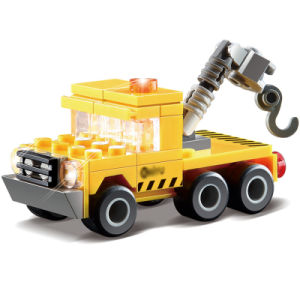 1488038-City Construction Excavator Building Blocks Brick City Toys Truck Brinquedos Educational Bricks Birthday Boys Gift pictures & photos