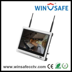 Mobile  Surveillance  Supported Smart Home Camera Wireless IP NVR Kits pictures & photos