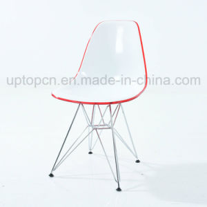 Wholesale ABS Plastic Student Chairs with Durable Stainless Steel Leg (SP-UC466) pictures & photos