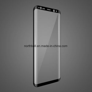 Black Color 3D New Tempered Glass Screen Protector, Screen Protection for Cell Phone pictures & photos