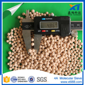 New Zeolite Molecular Sieve 4A Desiccant Sphere pictures & photos