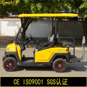 Club Car New Design 4 Seater Electric Golf Shopping Cart pictures & photos