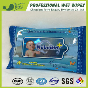 Disposable Baby Wet Wipes Baby Wet Tissue pictures & photos