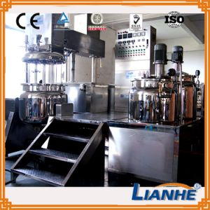 Toothpast Making Machine with Powder Mixing Machine pictures & photos