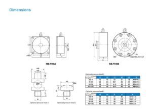 Ns - Th3 Column Type Torque Sensor Load Cell pictures & photos