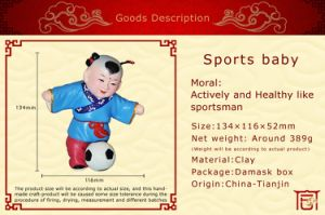 Sports Doll for Lively appearance pictures & photos