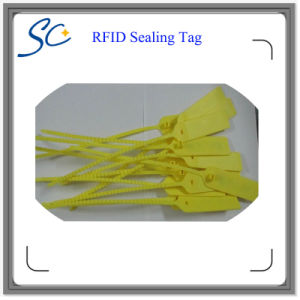 UHF RFID Sealing Tag for Logistic Package Management