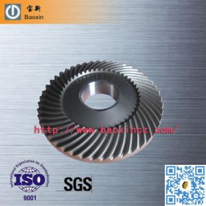 Mining Machine Part Grinding Bevel Gear pictures & photos