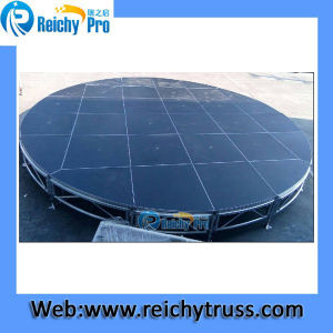 Wholesale Black Plywood Durable Dance Aluminum Stage pictures & photos