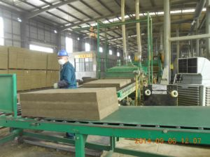 Rock Wool Board Insulation Materials for Wall pictures & photos