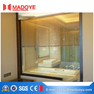 Safety Design Electric Aluminum Shutter Window pictures & photos