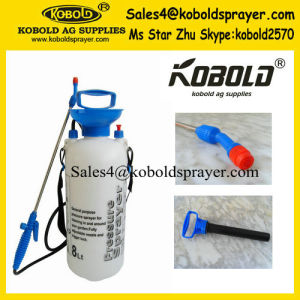 8L Home Garden Lawn Herbicide Spraying Pressure Sprayer pictures & photos