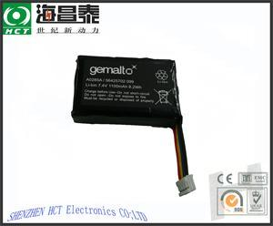 (CE UL) Battery for POS Portable Device&Wireless POS Machine