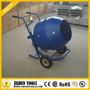 Electric portable Concrete Mixer Machine