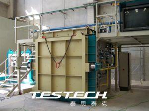 Vertical Fire Testing Furnace En1363-1, ISO 834 (FTech-EN1363-1) pictures & photos