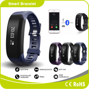 High Technology Fashion Touch Screen Fitbit Bracelet with Bluetooth pictures & photos