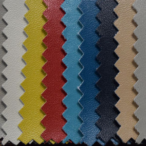 Napa Grain Synthetic Leather for Handbags, Bags (HSTC050) pictures & photos