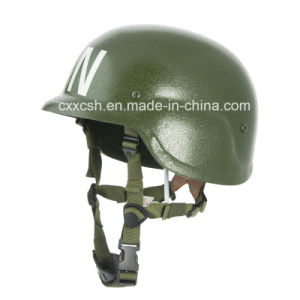 Suitable in Humid Environment Anti-UV Light Good Hiding Performance Bulletproof Helmet pictures & photos