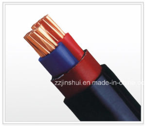 Waterproof Outdoor Fiber Optic Power Composite Cable pictures & photos