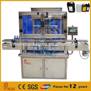 New Condition Liquid Filler Automatic Cream Filling Machine Toacf500-4 pictures & photos