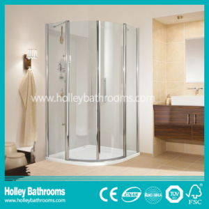 High Ending Hinger Shower Cabin with with Tree Doors for Old Man (SE315N) pictures & photos