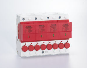 Fuse Combination Type Power Supply Fused Surge Arrester pictures & photos