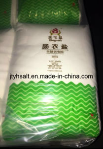 Kintan Salt for Skins (casing for sausages) pictures & photos
