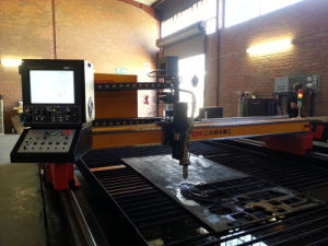 CNC True Hole Plasma Cutting Machine pictures & photos