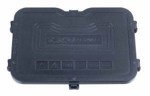 Smart Junction Box. Smart PV Junction Box 8A 4rails 3diodes for 72′′ Solar Panel pictures & photos