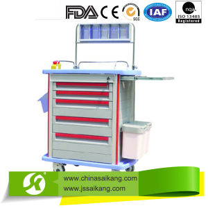 Large ABS Clinic Treatment Cart pictures & photos