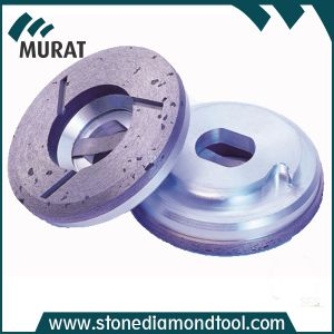 Hot Selling Diamond Flat Grinding Wheel with Snail Lock System pictures & photos