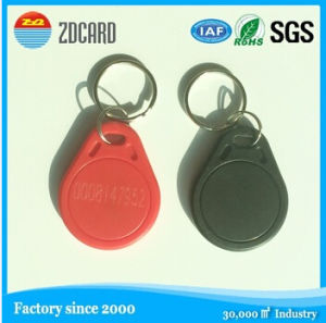 High Quality Good Price Em4305 RFID Key FOB pictures & photos